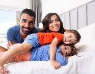 Le temps passé en famille diminue