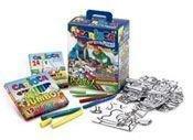 Maxi puzzle à colorier – Carioca