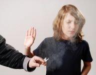 Vaste étude sur le tabagisme passif