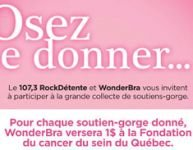 Campagne Osez le donner