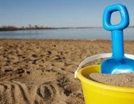 Une journée à la plage peut rendre malade