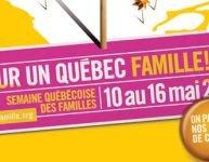 Semaine québécoise des familles 2010