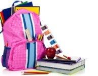 Campagne de sacs à dos pour les enfants