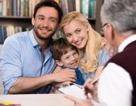 Consulting a family therapist