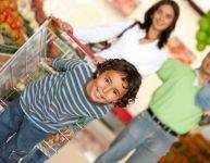 Trucs pour faire l'épicerie avec les enfants