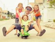 5 façons de bouger avec un jeune