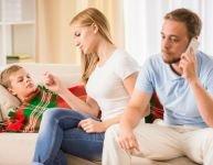 Recurrent infections in children