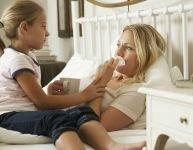 Qu'arrive-t-il quand maman est malade?