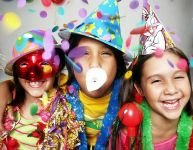Magical children's birthday party packages