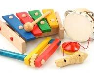 L'impact des jouets musicaux