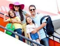 Comment organiser un voyage familial