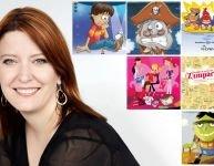 Nadine Descheneaux - auteure jeunesse accomplie!