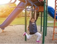 Getting active outdoors with your kids