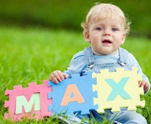 Most popular baby names of 2011