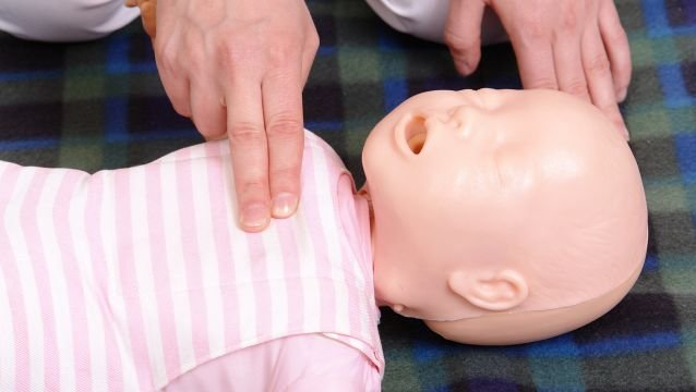 CPR and relief of choking