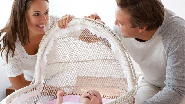 The confidence of new parents