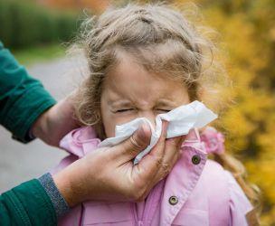 La saison des rhumes et des grippes