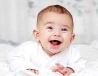 Les sourires de bébé!