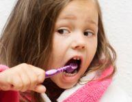 Produits pour l'hygiène des dents des enfants