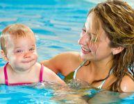 Cours de natation pour les moins de 5 ans