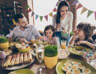 Le plaisir de manger en famille