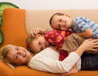 Maman à la maison : au quotidien... la vie!