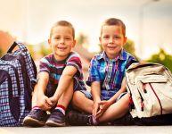 Attention au sac à dos des enfants