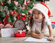 Pour écrire au père Noël!