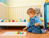 La chambre d'enfant sécuritaire