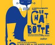 Théâtre en plein air - Le Chat Botté
