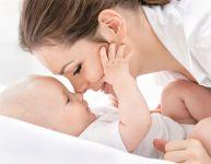 L'amour au coeur de la maternité