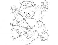 Dessin de Cupidon