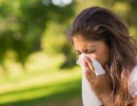 Souffrir d'allergies saisonnières