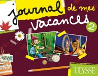 Journal de mes vacances – tome 2