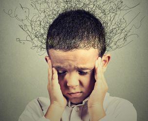Stress... Do children feel it too?