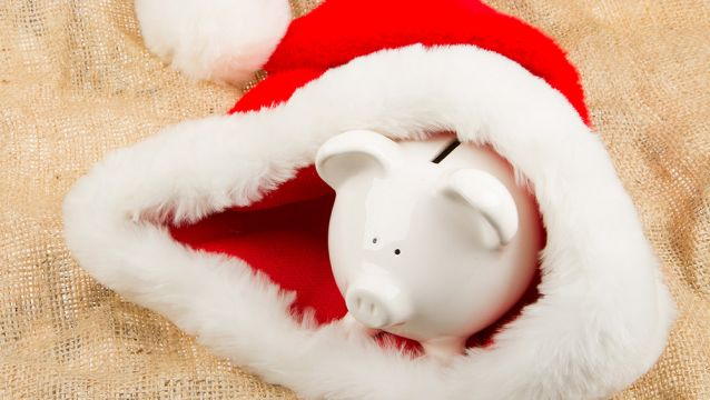 Spending less this Christmas