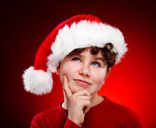 My child doesn't believe in Santa