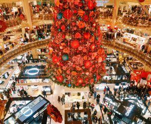Surviving Christmas shopping