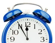 Are you ready to change your clocks?