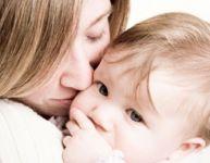 En amour avec bébé!