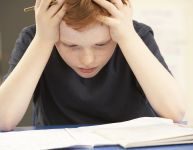 Performance stress in primary school
