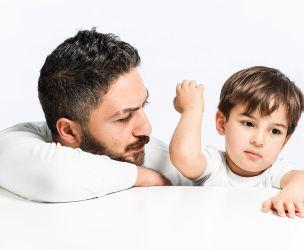 Fixer des limites aux jeunes enfants