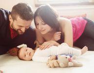 Les soins du nouveau-né à la maison