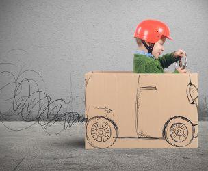 10 ways to stimulate children's creativity
