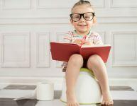 12 livres sur l'apprentissage de la propreté