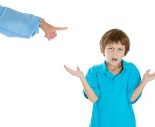 How to: Dealing with a confrontational child