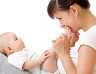 Being active with a newborn