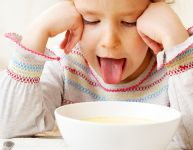 My child used to eat, but not anymore…