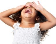 Children and temper tantrums