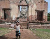 Thaïlande et sac à dos : une famille à l'aventure!